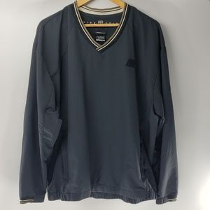 Nike Golf V-Neck Pullover Wind Shirt